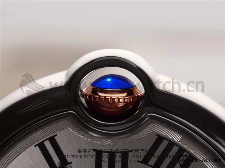 V9厂卡地亚蓝气球间金包金款升级了哪些方面-第23张
