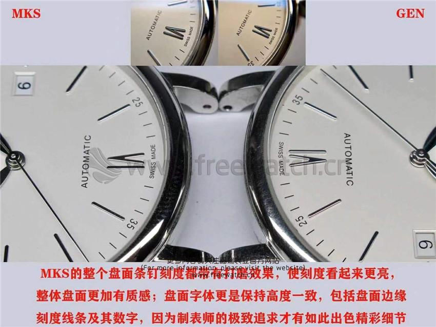 MKS厂万国柏涛菲诺与正品对比评测-第4张