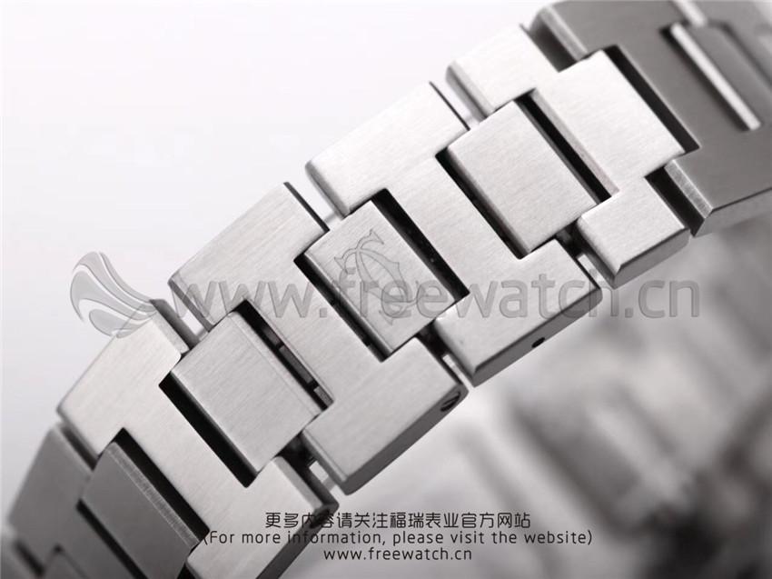 V9厂卡地亚帕莎系列W31074M7机械女款与正品对比评测-第17张