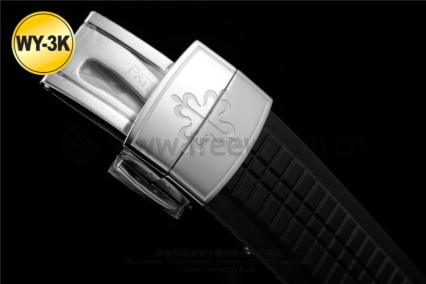 WY-3K厂百达翡丽手雷5167对比正品评测-第19张