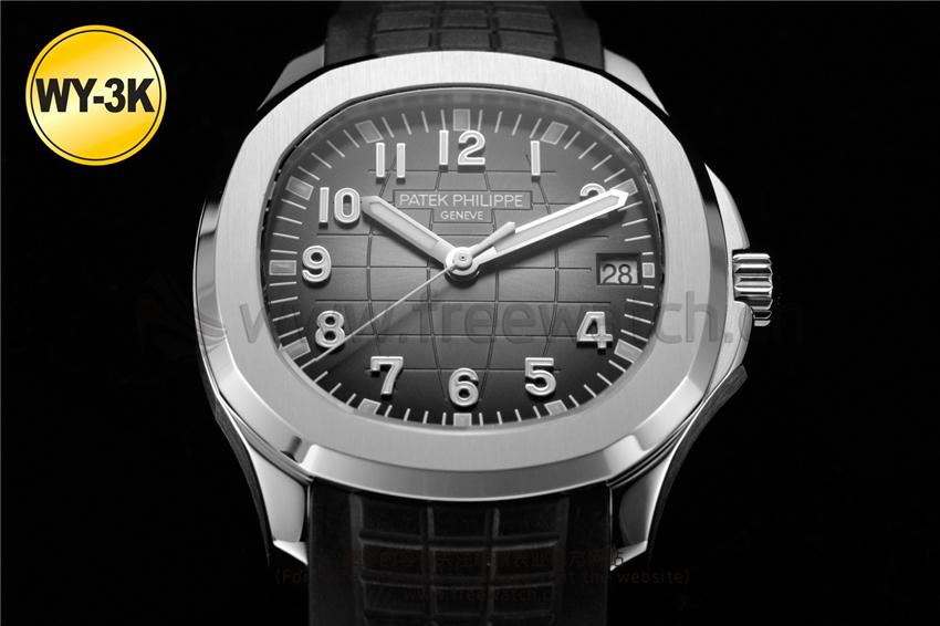 WY-3K厂百达翡丽手雷5167对比正品评测-第11张