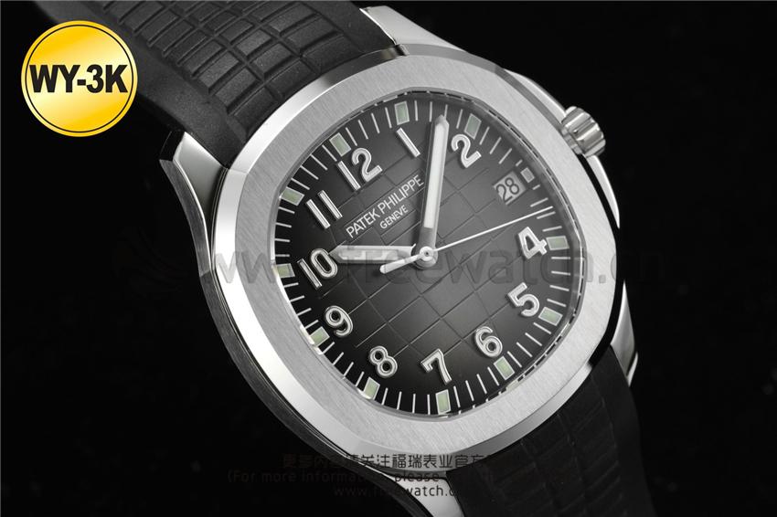 WY-3K厂百达翡丽手雷5167对比正品评测-第13张