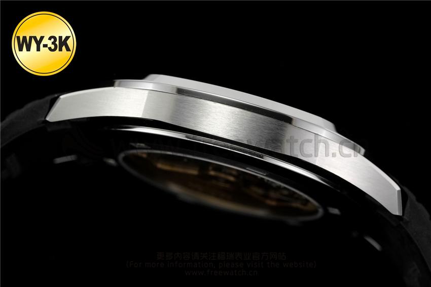 WY-3K厂百达翡丽手雷5167对比正品评测-第14张