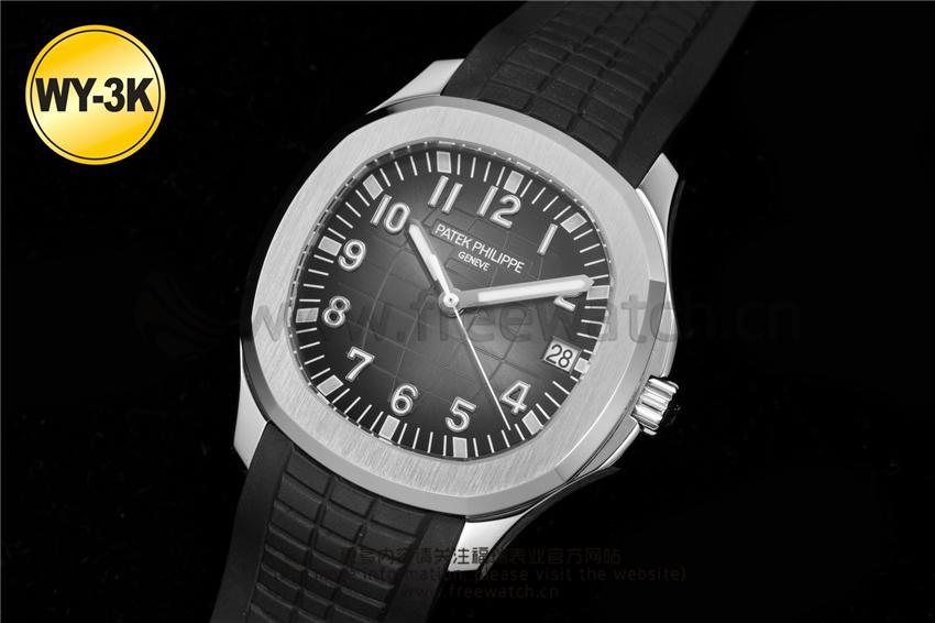 WY-3K厂百达翡丽手雷5167对比正品评测-第18张