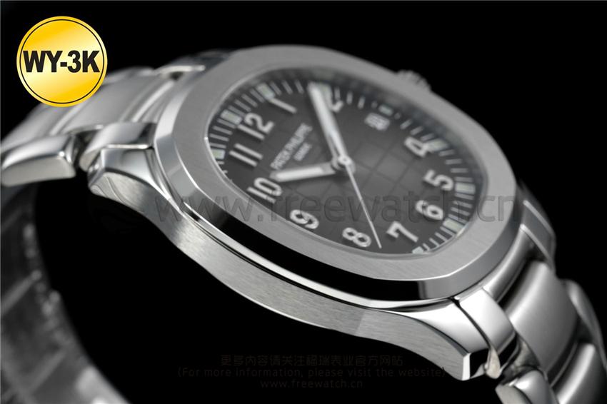 WY-3K厂百达翡丽手雷5167对比正品评测-第30张
