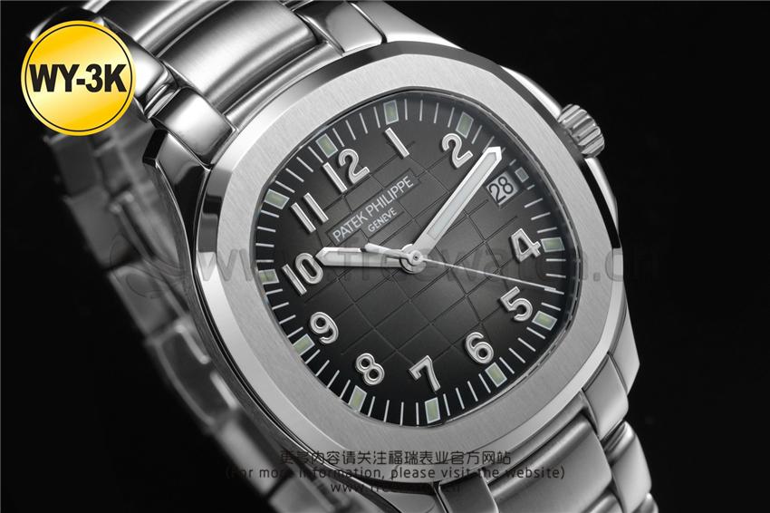 WY-3K厂百达翡丽手雷5167对比正品评测-第32张