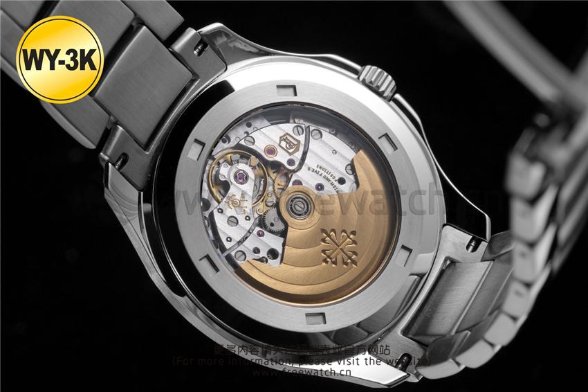 WY-3K厂百达翡丽手雷5167对比正品评测-第35张