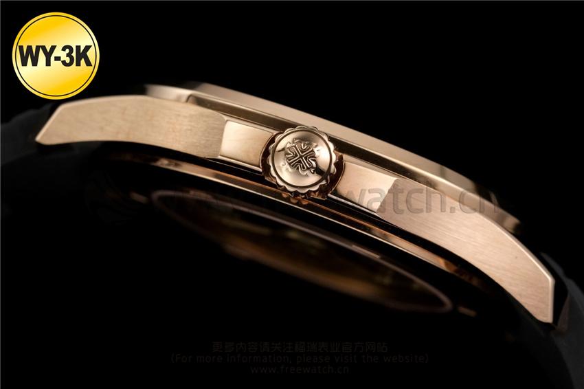 WY-3K厂百达翡丽手雷5167对比正品评测-第26张