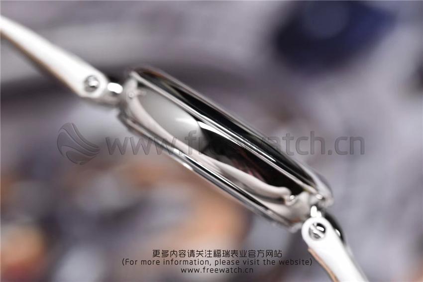 3S厂欧米茄碟飞典雅系列女士腕表对比正品评测-第14张