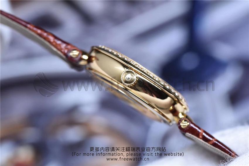 3S厂欧米茄碟飞典雅系列女士腕表对比正品评测-第60张